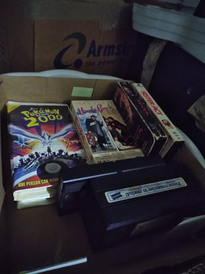 Cassette player movies for Sale in Houston, TX