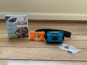 Dog Stop Barking Collar for S, M and L Dogs-Vibration No Shock Collar-Waterproof Device for Sale in Bristow, VA