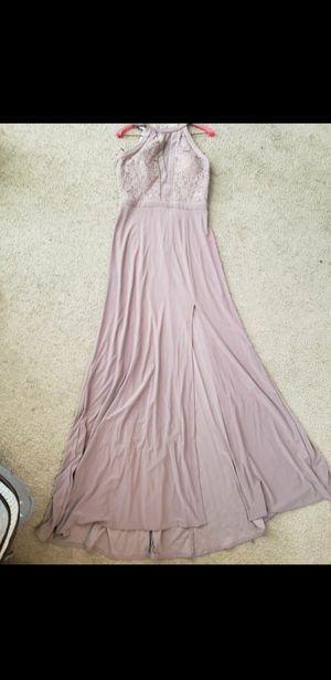 Nude prom dress for Sale in Avondale, AZ