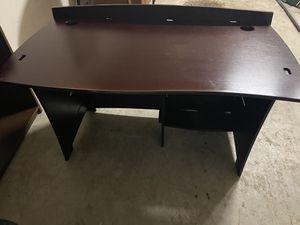 Beautiful wood desk for Sale in Fulshear, TX
