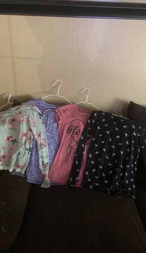 14/16 size clothes for Sale in Livermore, CA
