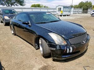 2003 Infinity G35 coupe for parts for Sale in Chula Vista, CA