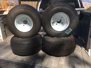 Trailer tire for Sale in HILLTOP MALL, CA