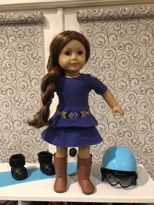 American Girl Doll, Saige, 2013 Doll of the Year for Sale in Alta Loma, TX