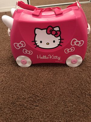 Hello Kitty luggage for Sale in Corona, CA