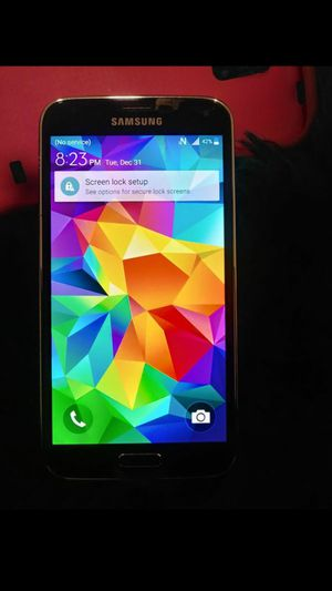 Samsung Galaxy S5 16GB for Sale in Phoenix, AZ