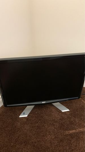 Acer monitor for Sale in Bakersfield, CA