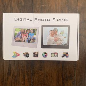 Digital Photo Frame LED HD display for Sale in Lake Elsinore, CA