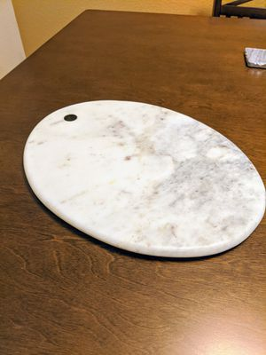 Sylish Marble Serving Board for Sale in San Diego, CA