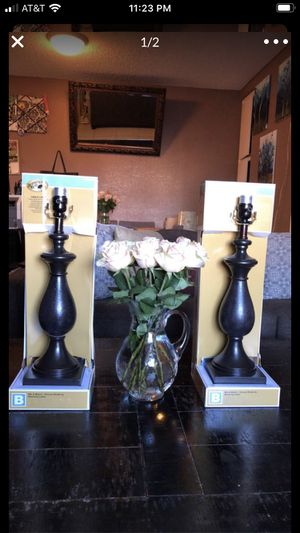 Table lamps for Sale in Los Alamitos, CA