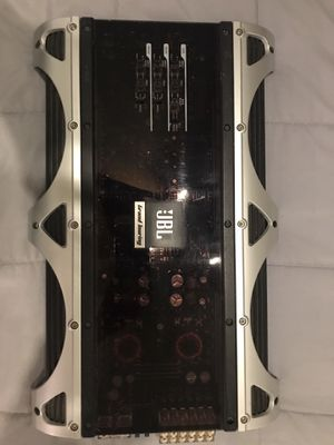 JBL Grand Touring Series GTO 7.55.6 II Amplifier for Sale in National City, CA