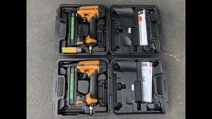 2 Bostitch Nail Guns. Take both for 1 price for Sale in Renton, WA