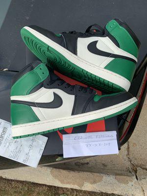 Air Jordan Retro 1 Pine Green for Sale in Tucker, GA