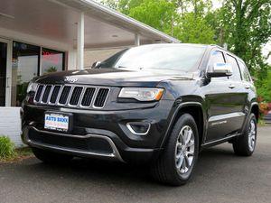 2015 Jeep Grand Cherokee for Sale in Fairfax, VA