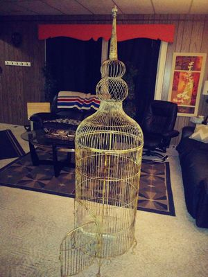 Large bird cage for Sale in Edwardsville, IL