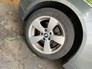 Bmw rims 225/50R17 wheels brand new for Sale in Lynn, MA