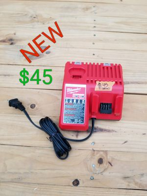 brand new Milwaukee dual battery charger only $45 for Sale in Littlerock, CA