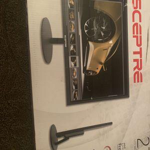 """Sceptre 27"""" Monitor for Sale in San Jose, CA"""