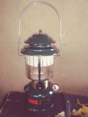 coleman lantern for Sale in Azusa, CA