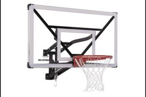 "54"" WALL MOUNTED ADJUSTABLE BASKETBALL HOOP NEW IN BOX!!! for Sale in Rochester, NY"