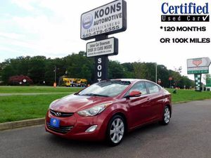 2012 Hyundai Elantra for Sale in Fredericksburg, VA