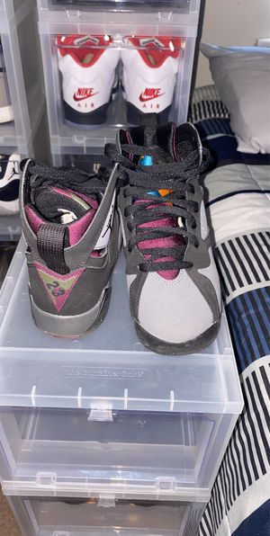 Air Jordan 7 Bordeaux size 4Y USED* for Sale in Fostoria, OH