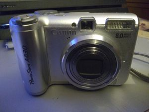 Canon camera for Sale in Olympia, WA
