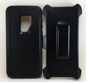 Samsung Galaxy S9 defender type case for Sale in Duncanville, TX