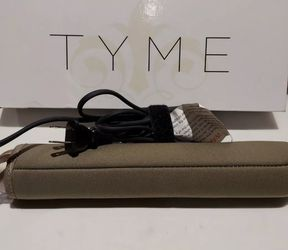 Tyme 2-in-one Curling Iron Straightener for Sale in Fairmont,  WV
