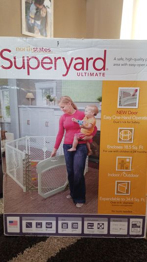 Baby gate octagon for Sale in Henderson, NV