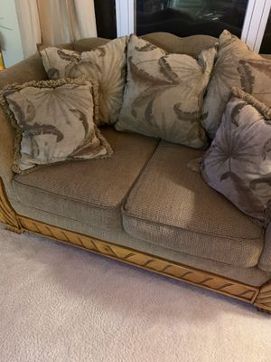 Furniture for sale sofa set for sale. for Sale in Glen Raven, NC