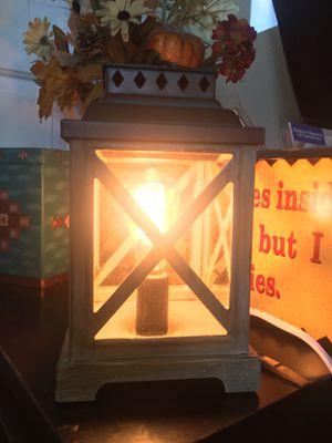 Edison Wax warmer comes with a spare bulb for Sale in Stockton, CA