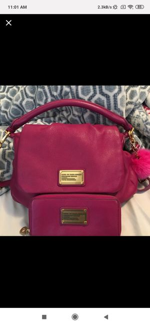 Marc by marc jacobs bag and wallet for Sale in San Gabriel, CA