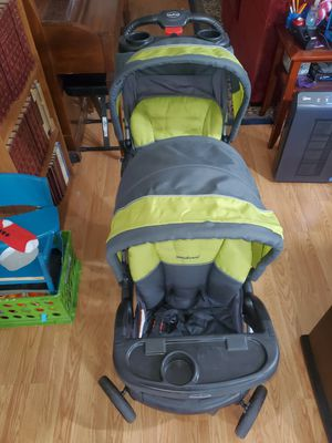 Baby Trend Sit n Stand Double Stroller for Sale in Kyle, TX