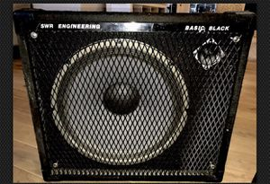 SWR Bassic Black Combo Amp for Sale in Middleburg, PA