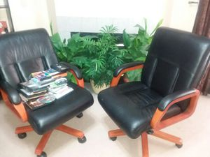 Two office/computer chairs for Sale in Bloomington, IL