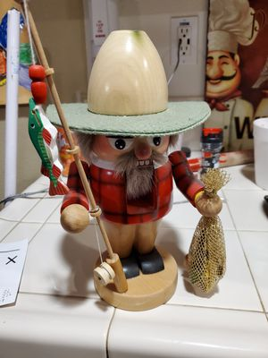 Handmade nutcracker from Germany for Sale in Madera, CA
