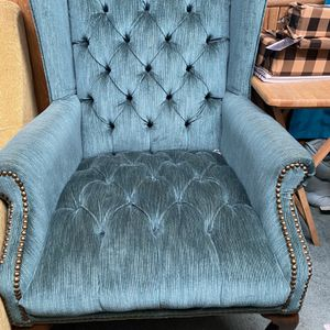 Set of Blue Chairs for Sale in Alexandria, LA