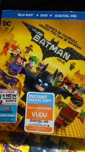 Lego batman for Sale in Dallas, TX