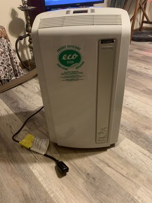Dē'Longhi portable 3-in-1 air conditioner, tankless dehumidifier, and fan $250 obo for Sale in Marietta, GA