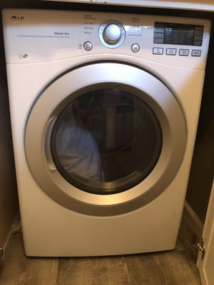 MUST GO ASAP LG WASHER / dryer for Sale in Scottsdale, AZ