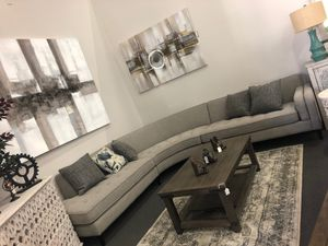 Unique sectional!!! NEW ONLY $50 down for Sale in Modesto, CA