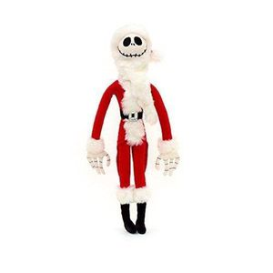 "DISNEY PARKS THE NIGHTMARE BEFORE CHRISTMAS SANTA JACK SKELLINGTON 24"" PLUSH for Sale in Montebello, CA"