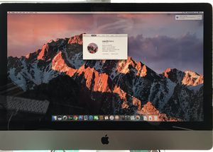 "Apple IMac 27"" mid 2011 for Sale in Washington, DC"