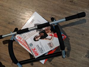 dumbbell set, push-up bar, resistance band for Sale in San Jose, CA