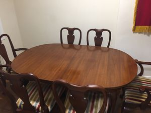 Dining table $450 for Sale in Arlington, VA