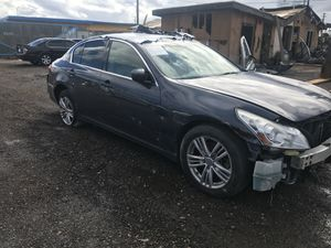 2012 infinity g37x AWD parts Only for Sale in Phoenix, AZ