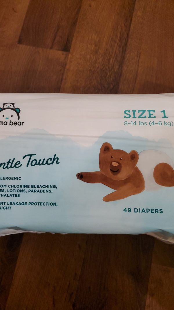Brand new diapers