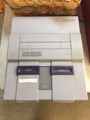 Super Nintendo for Sale in La Vergne, TN