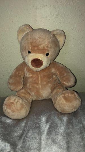 Cute Teddy bear (build-a-bear) Very soft male&female for Sale in Deer Park, TX